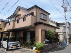 堺市西区Y邸 外壁塗装工事