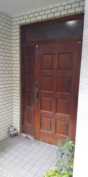 T様邸 玄関ドア入れ替え工事